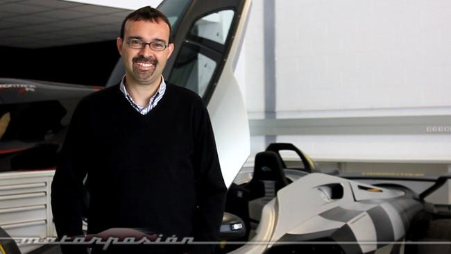 Jordi Manyer, director de fábrica de a.d. Tramontana