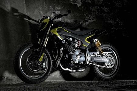 Yamaha Xjr1300 Mya Valentino Rossi 16