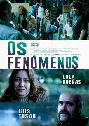 'Los fenómenos' con Luis Tosar, cartel y tráiler