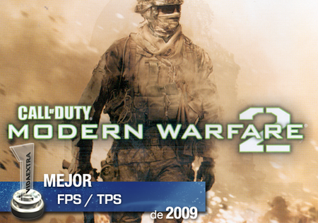 Mejor FPS/TPS de 2009 en VidaExtra: 'Call of Duty: Modern Warfare 2'