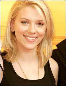 Scarlett Johansson en plan Gladiator