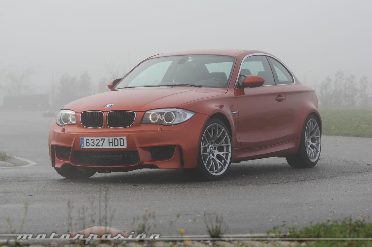 Foto de BMW Serie 1 M Coupé (Prueba) (32/60)