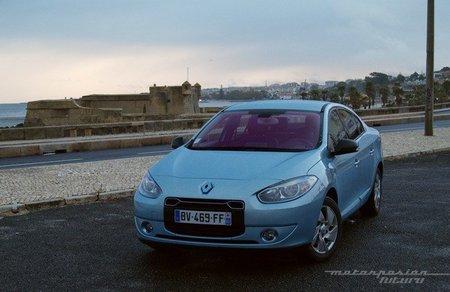 Renault Fluence Z.E., presentación y prueba en Lisboa (parte 2)