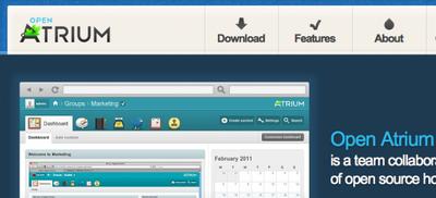 Open Atrium, una herramienta de trabajo colaborativo muy interesante