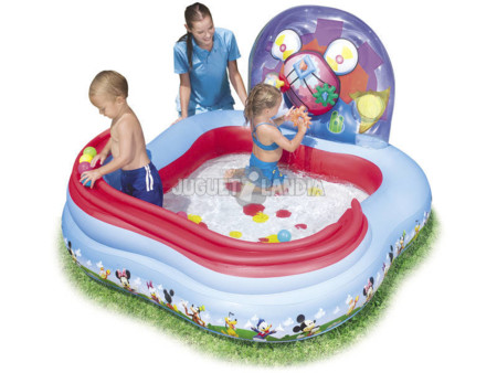Piscina Mickey Mouse
