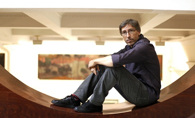 El director David Trueba