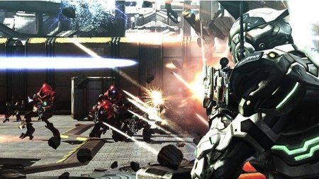 'Vanquish' en vídeo. Gameplay frenético y espectacular