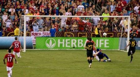 Tres fallos comunes en las retransmisiones de fútbol