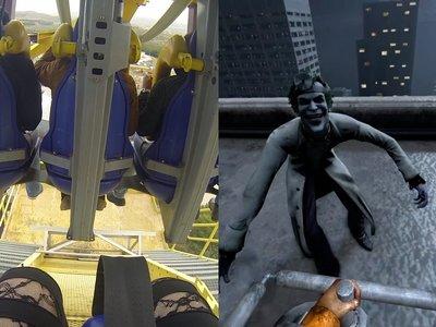El Parque Warner estrena la primera montaña rusa con realidad virtual de España: la hemos probado