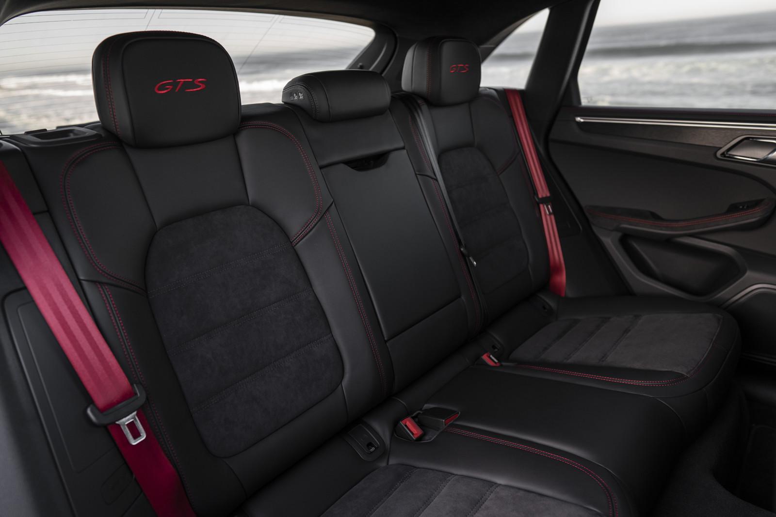 Foto de Porsche Macan GTS 2020 (presentación)q (120/149)