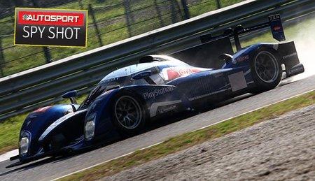 Autosport caza al Peugeot 908 HDI de pruebas en Monza
