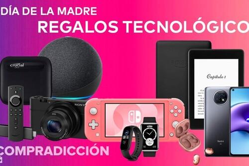 19 regalos tecnológicos para el Día de la Madre por menos de 300 euros