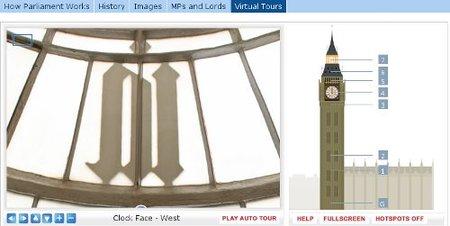 Visita virtual al Big Ben