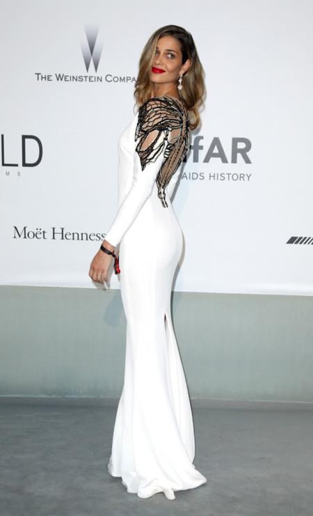Ana Beatriz Barros amfar Cannes 2014