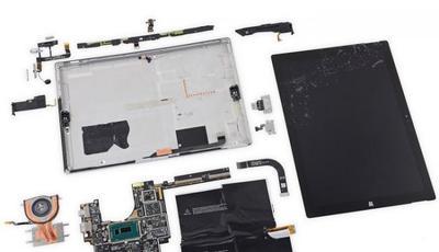 Cuida tu Surface Pro 3, porque el mismo consiguió un 1/10 en iFixit