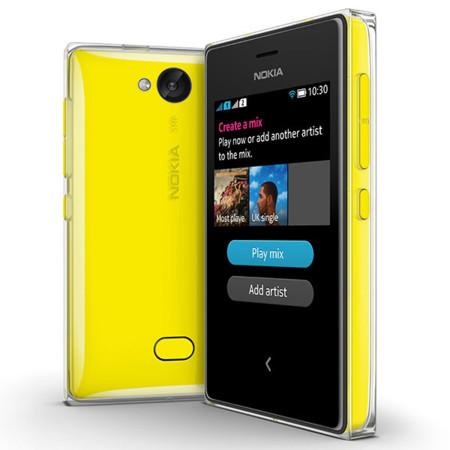 Completa actualización para los Nokia Asha: cámara, OneDrive y Mix Radio