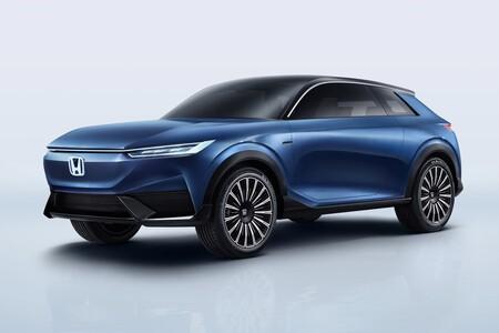 Honda Suv Electrico Mexico