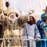 Estas son las Cabalgatas de los Reyes Magos más famosas de España
