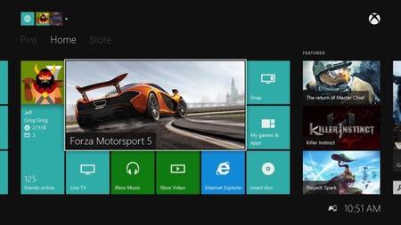 Microsoft mejorará Xbox One con una actualización el próximo 11 de febrero