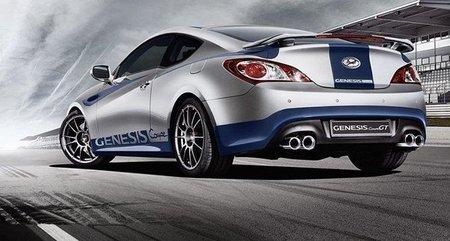 Hyundai Genesis Coupé GT Limited Edition, sólo para Alemania