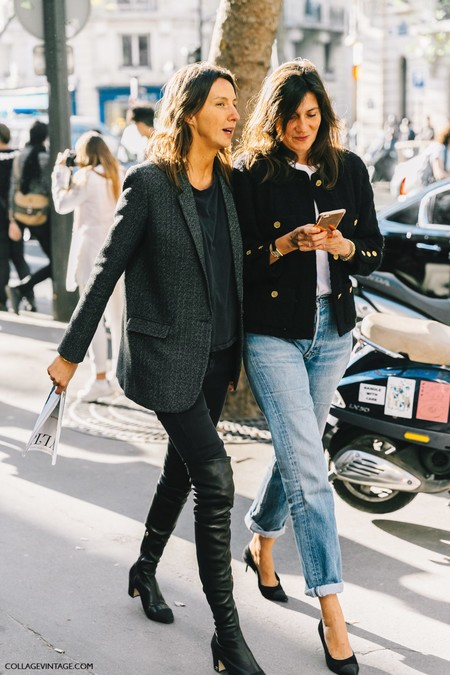 Pfw Paris Fashion Week Ss17 Street Style Outfits Collage Vintage Olympia Letan Hermes Stella Mccartney Sacai 220 1600x2400