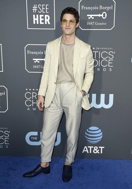 Hombres Critics Choice Awards 8
