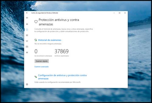 Cómo aumentar el nivel de protección antivirus de Windows Defender