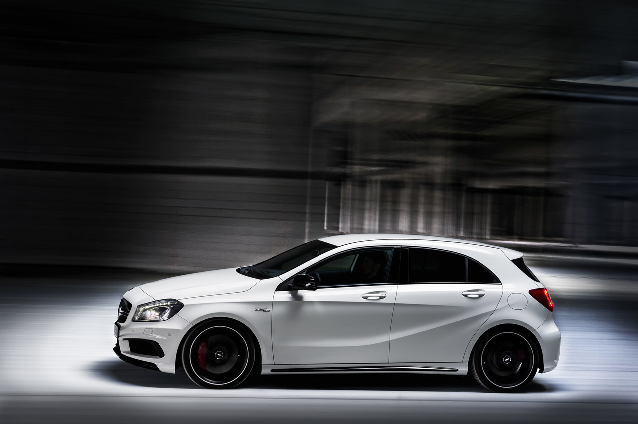 Foto de Mercedes-Benz A 45 AMG (11/24)