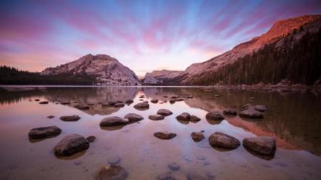 Así son los nuevos fondos de pantalla de Yosemite, descárgalos aqui