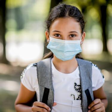 Las mascarillas dejarán de ser obligatorias en los patios de los colegios de la Comunidad de Madrid a partir del lunes