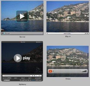 Subir vídeos a Internet: ¿dónde es mejor?