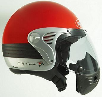 Roof Sphair, un casco con filtro antipolución