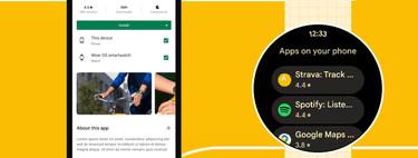 Cómo instalar apps en tu reloj Wear OS desde tu móvil Android