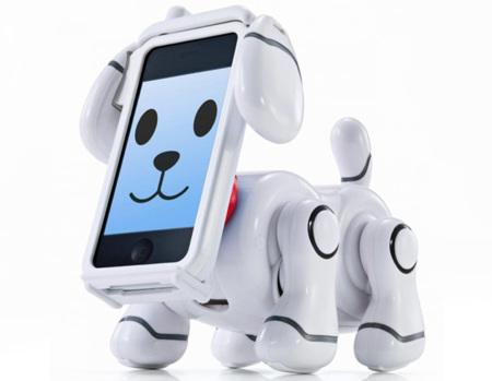Smartpet, un perrito con cerebro de iPhone