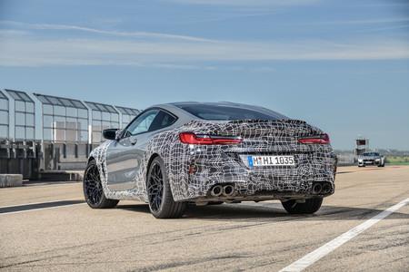 BMW M8 Coupé teaser