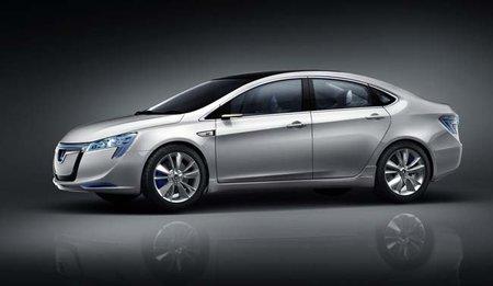 Luxgen presenta el Neora EV, un sedan eléctrico de primera