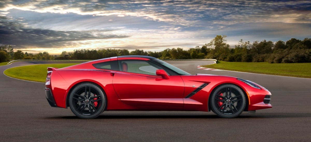 Foto de 2014 Chevrolet Corvette Stingray (22/43)