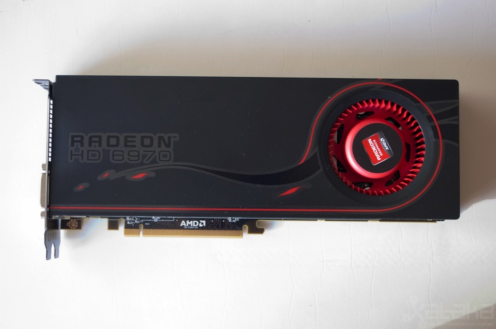Foto de AMD 6970, análisis (7/14)