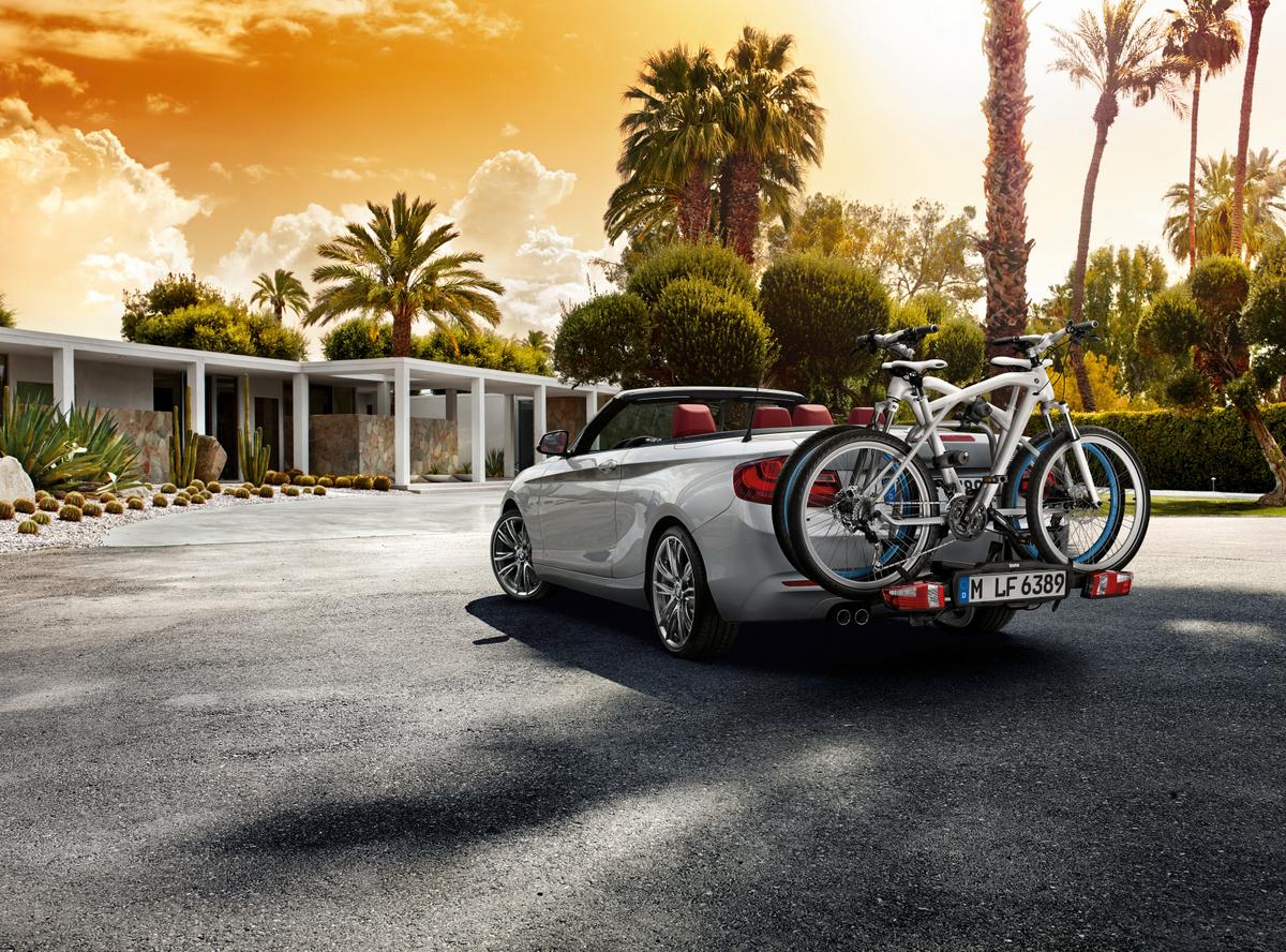 Foto de BMW Serie 2 Convertible (4/49)