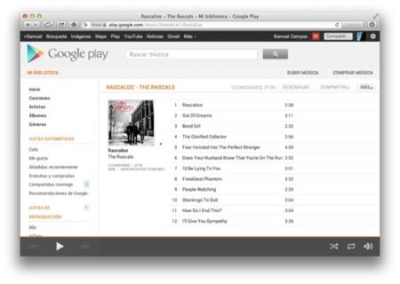 ¿No quieres pagar por iTunes Match? No hay problema, aquí tienes un manual para usar Google Music