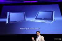 Sony Ultimate Mobile PC y Free Hybrid PC. No todo iban a ser tablets