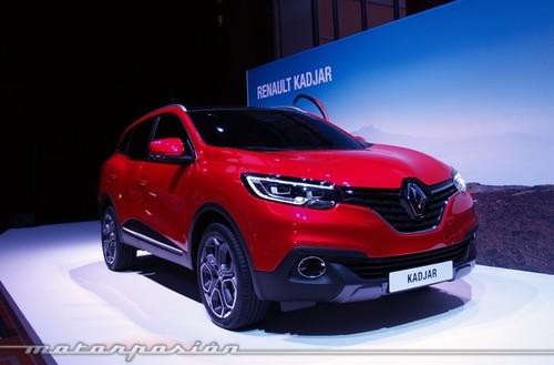 Renault Kadjar, primeras impresiones