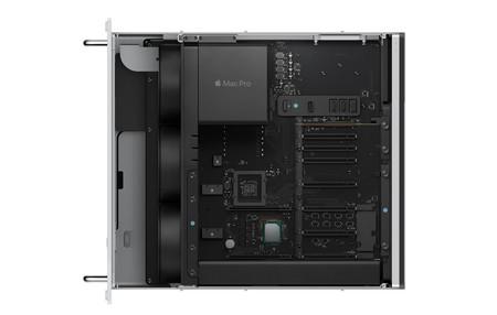 El soporte en rack del Mac Pro ya está disponible para la venta