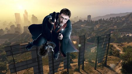 Harry Potter la lía parda en Los Santos con estos mods para GTA V