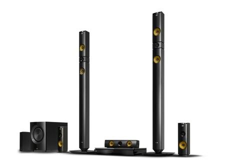 LG prepara sus sistemas de sonido inalámbricos para el CES 2013