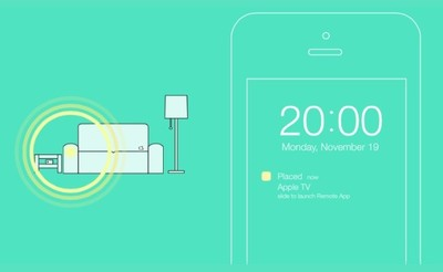 Placed, aprovechando los iBeacons de Apple en el hogar