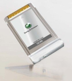 Sony Ericsson GC86 PC Card GSM