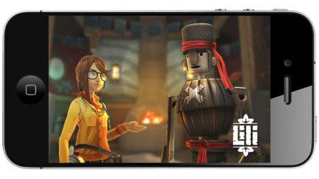Lili, un juego para iOS que os gustará