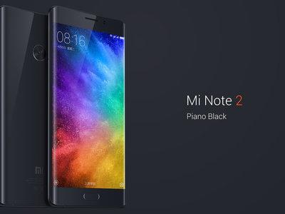 El Xiaomi Mi Note 2 baja hasta los 298 euros en Banggood con este cupón