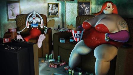 La edad no perdona y Roger Rabbit lo sabe de primera mano